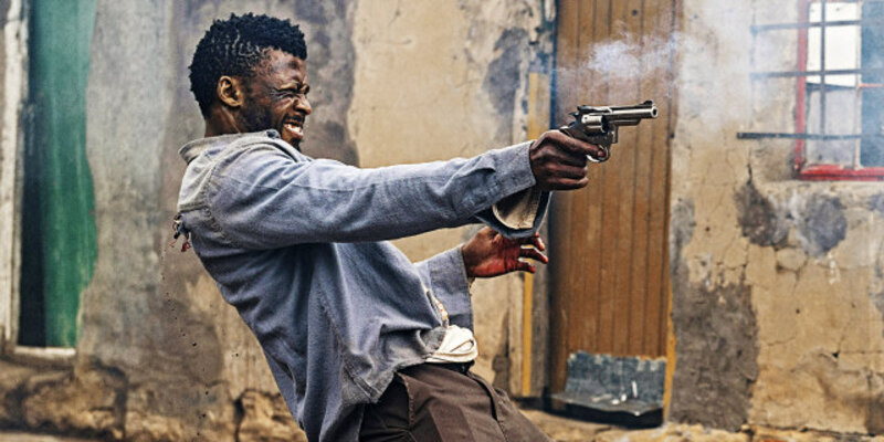 Five Fingers for Marseilles review