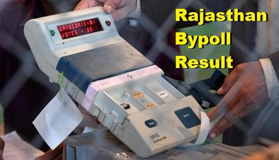 Jaipur, Rajasthan, Rajastha ByElection, Rajasthan Bypoll Result, Ajmer Bypoll Result, Alwar Bypoll Result, Mandalgarh Bypoll Result, Rajasthan Bypoll Result Live