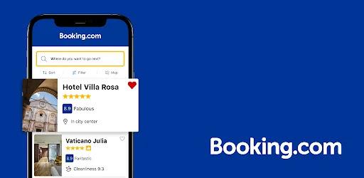 تحميل تطبيق Booking لحجز الفنادق للاندرويد و الايفون اخر اصدار