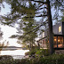 Cottage on the Point / Montreal