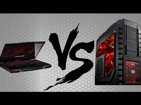 Laptop Gaming vs PC Gaming