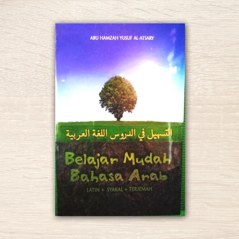 Buku Belajar Mudah Bahasa Arab Toobagus