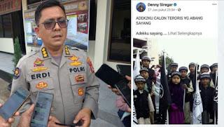 Polisi Sebut Kasus Denny Zulfikar Ada Beberapa Kendala, Ini Tanggapan Pimpinan Pesantren