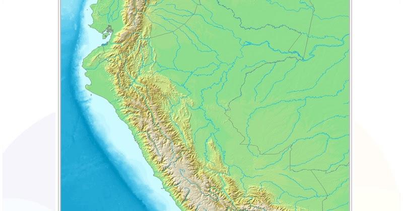 Cordillera De Los Andes Peruanos Sectores Y Cadenas