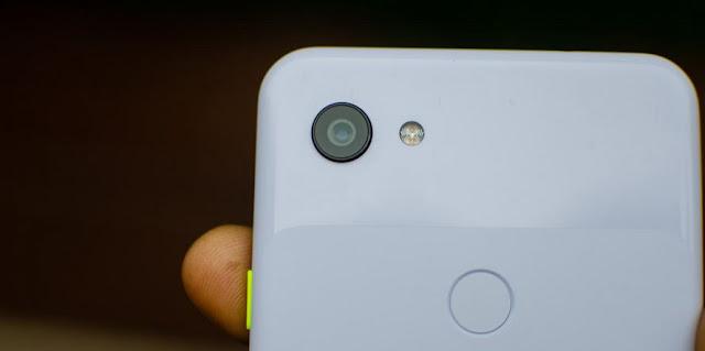 Pixel 3a Camera