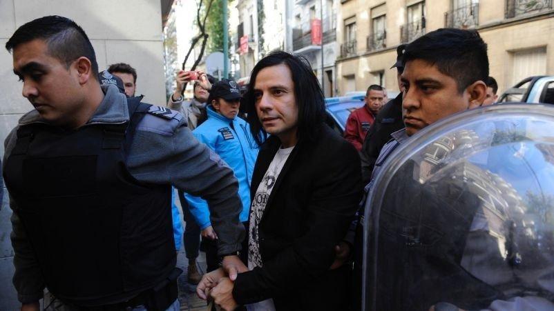 Sebastian Da Vita a juicio
