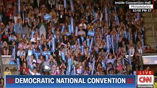 TV Ratings: Hillary Clinton's DNC Speech Falls Just Shy of Trump's With 33 Million Viewers