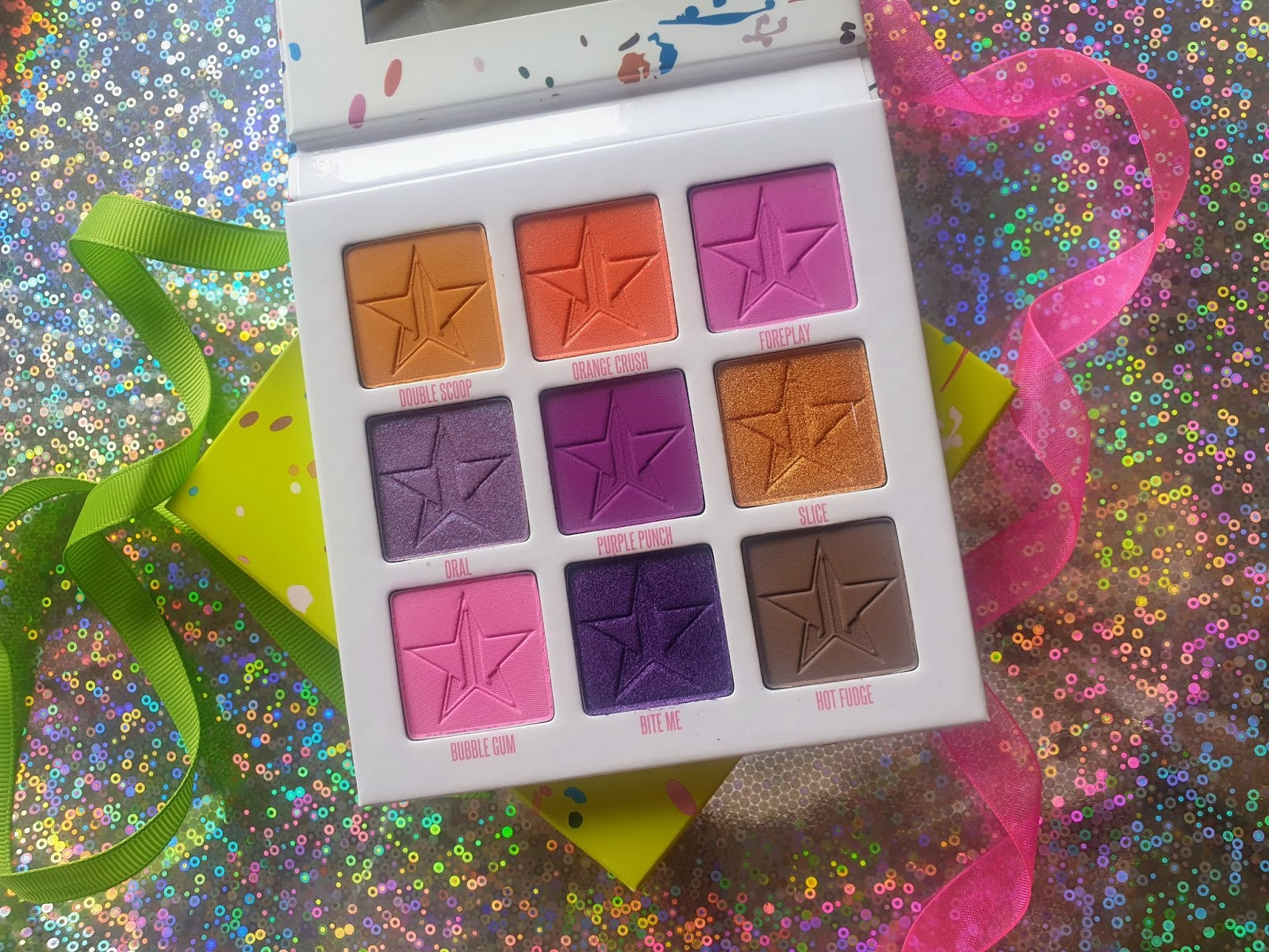 Jeffree Star Cosmetics Mini Jawbreaker | Review