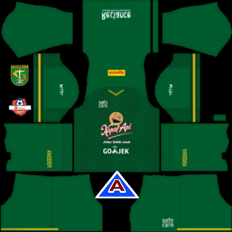 Kit Logo Persebaya Dls 2019