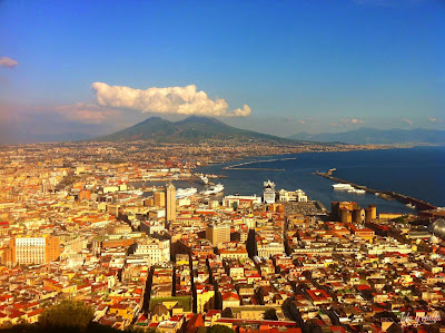 Nápoles desde la Cartuja