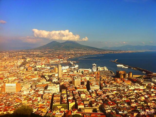 Nápoles desde la Cartuja de San Martino