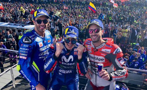 Video Full Race MotoGP Australia 2018 Sirkuit Phillip Island