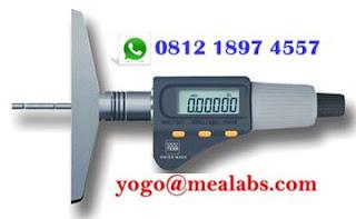 Mikrometer Kedalaman