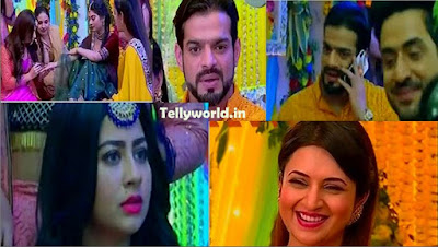 Yeh Hai Mohabbatein latest News Update  25th October Video WU.