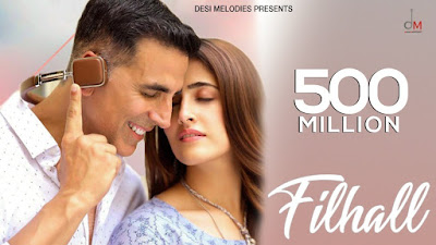 Filhall Song Lyrics - B Praak Ft. Akshay Kumar & Nupur Sanon - Hindi Songs Lyrics