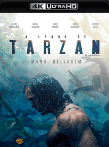 A Lenda de Tarzan 2017 Torrent Download – BluRay 4K 2160p 5.1 Dublado / Dual Áudio