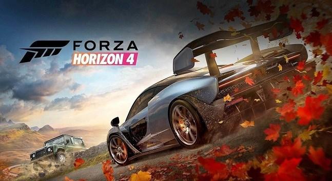 Forza Horizon 4 Tek Link Full indir