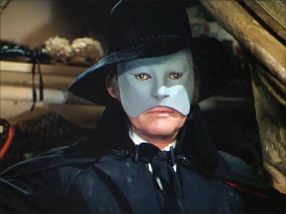 Claude Rains Phantom Mask