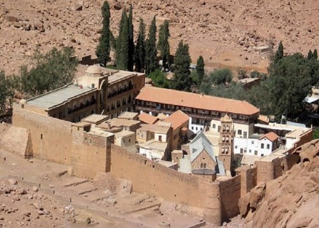 St , Catherine Monastery