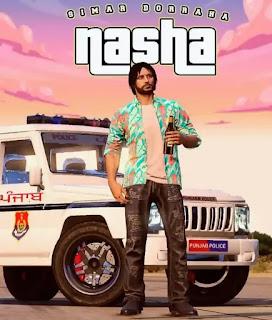 NASHA Lyrics - Simar Dorraha x MixSingh