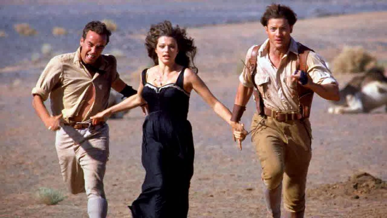 The Blog Of Delights The Mummy 1999