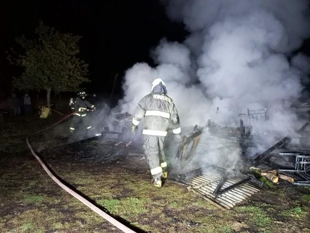 Incendio dejó una víctima fatal en la comuna de Puyehue