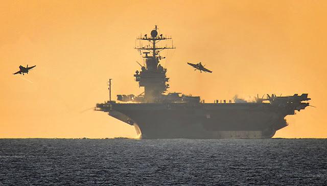 Nova Guerra Fria: EUA reativa Segunda Frota