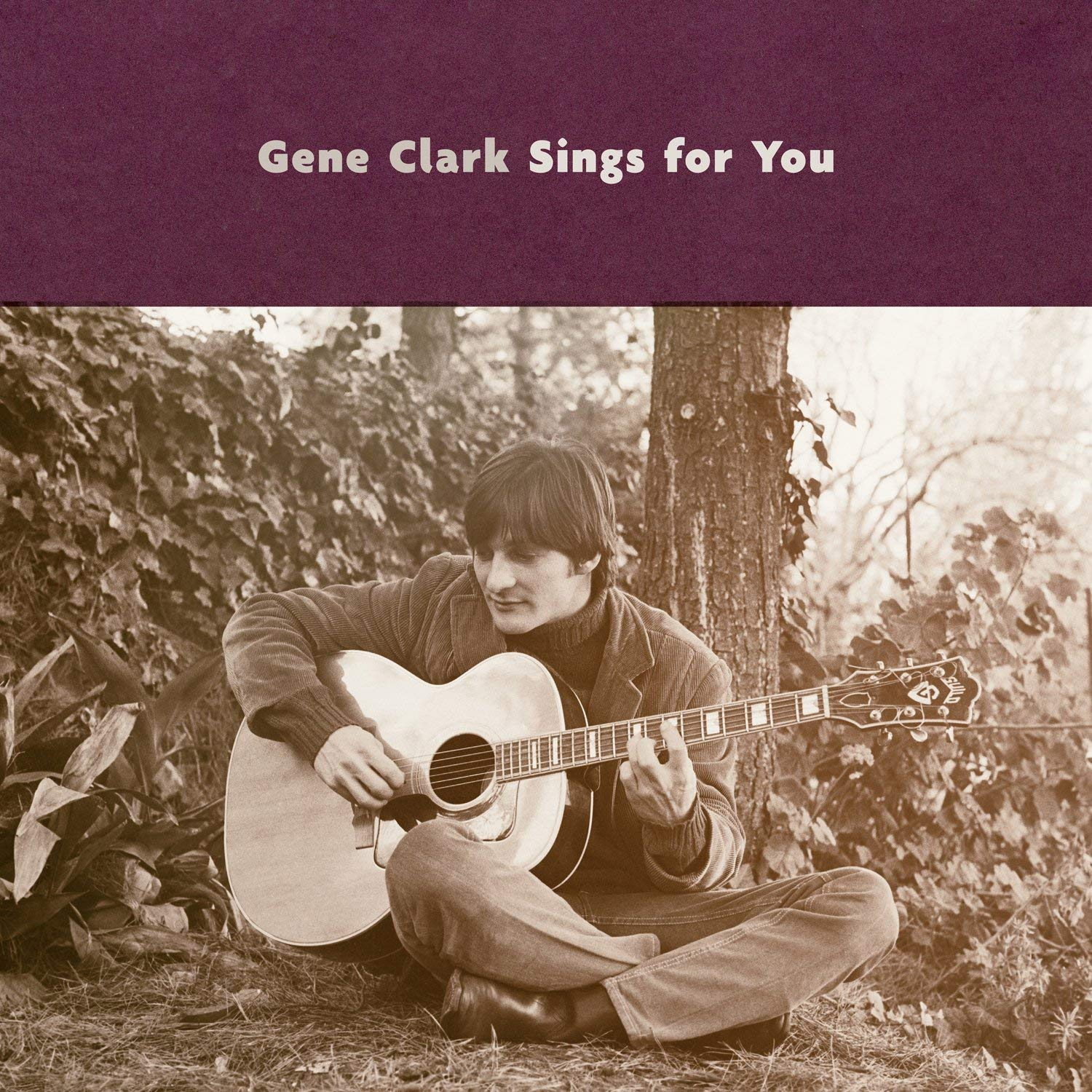 "Michael Doherty\'s Music Log: Gene Clark: ""Gene Clark Sings For You ..."