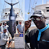 Michael Jordan catches 442-lb huge blue marlin in fishing tournament