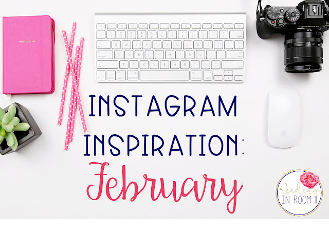 Here are 4 February Instagram posts that I loved!  You will find some dollar store finds, character trait freebies, a teacher quote and some humor!