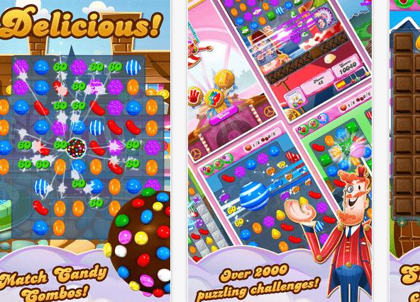 كل شئ عن لعبة كاندي كراش لعبة candy crush