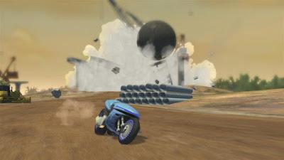 لعبة دراجة لوكو القتالية LocoCycle للكمبيوتر مجاناُ