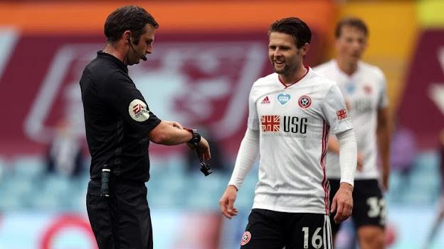 Goal line technology: Hawk-Eye  apologise for goal-line technology error that denied Sheffield United goal
