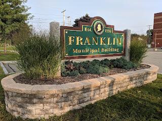 Franklin Board Of Health - Agenda - March 4, 2020.