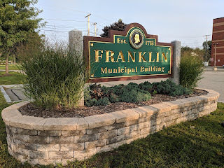 Franklin, MA: Town Council - shortened agenda for March 19, 2020