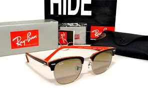 6515df19a4 RAYBAN 3016 CLUBMASTER (Code  CLUBBLORM5A)
