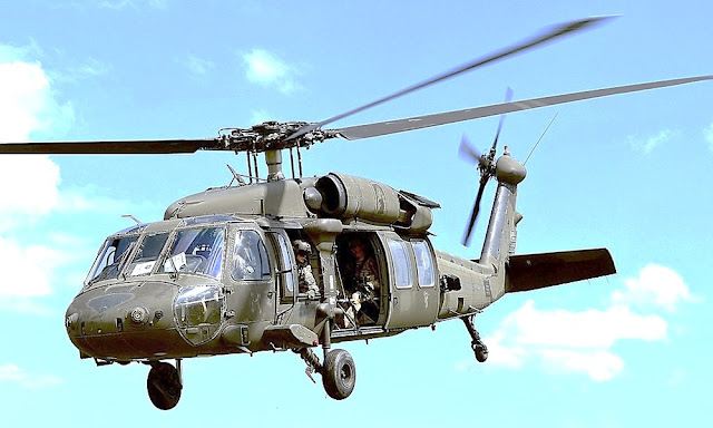 Helicóptero militar en Taiwán, aterrizaje forzoso dejó tres desaparecidos