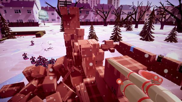 Cartonfall Fortress Defend Cardboard Castle (2020) PC Full Español