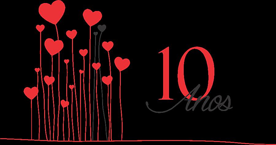 10 anos de Blog 🎂!