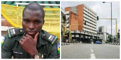 Is Nigerian Police Your Friend? Read What This Police Officer Did