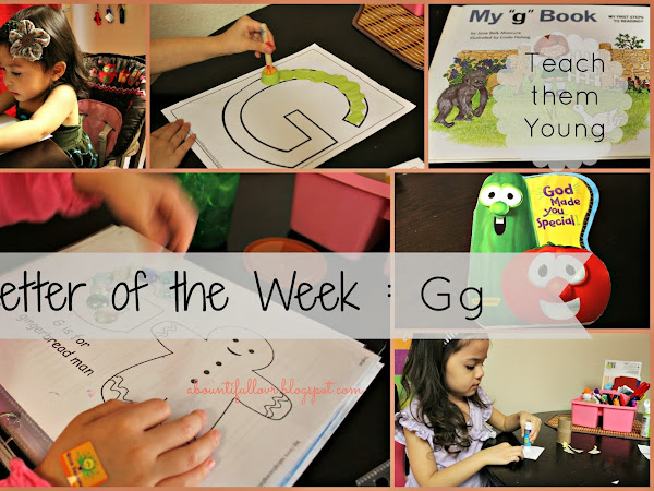 Letter of the Week : Gg