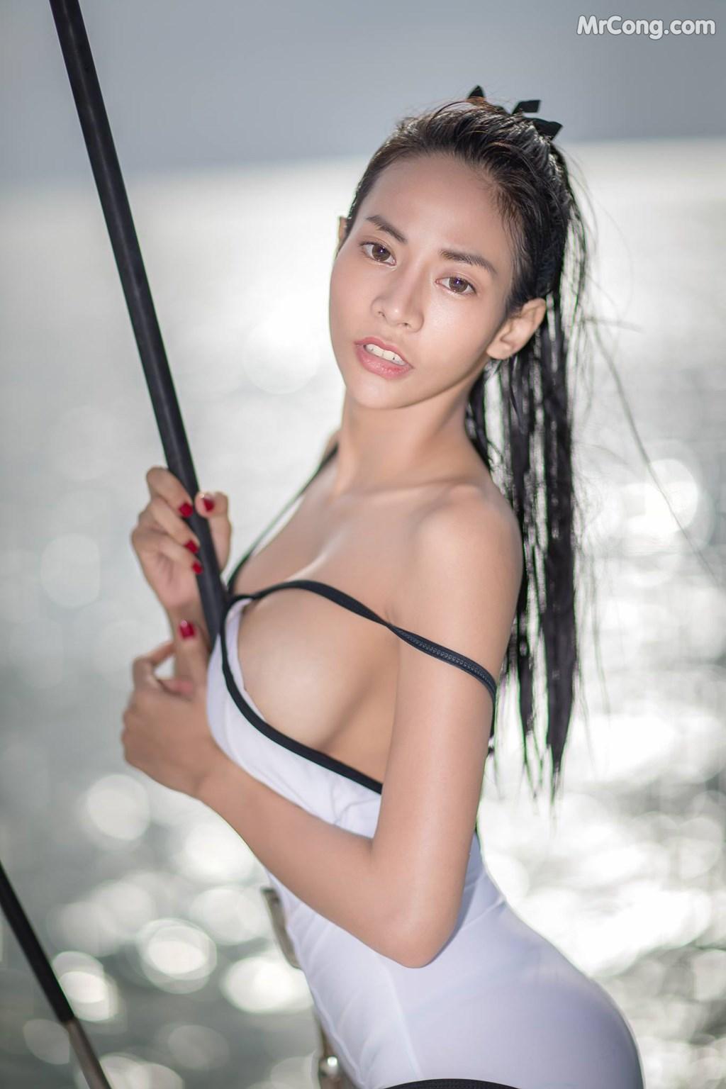 Thai Model No.199: Người mẫu Jiraporn Ngamthuan (5 ảnh)