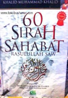 buku 60 sirah sahabat al-ithisom