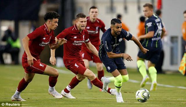 Video Man City - Liverpool: Siêu sao bùng nổ, định đoạt phút 90+4