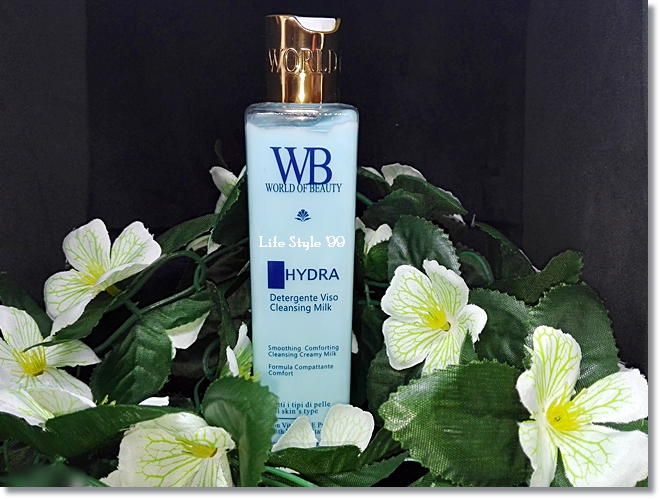 Hydra Cleansing Milk World of Beauty