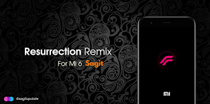 [ROM] Resurrection Remix v8.6.6 - Mi 6 [Sagit]
