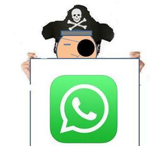 akun WhatsApp dapat dibajak.