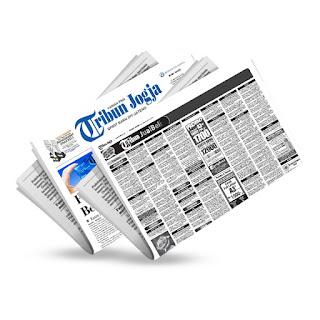 Promosi di koran Tribun Jogja