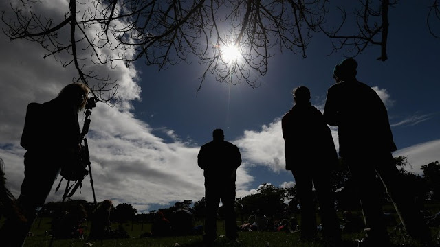 Gerhana Matahari Memiliki Effect yang Berbahaya Bagi Kesehatan