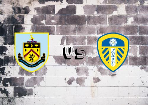 Burnley vs Leeds United  Resumen